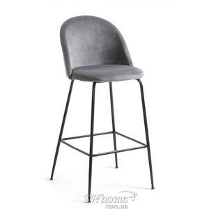 Барный стул La Forma MYSTERE Серый