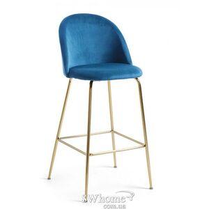 Барный стул La Forma MYSTERE Синий