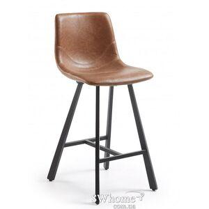 Полубарный стул La Forma TRAC Коричневый