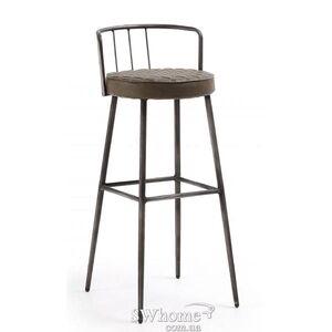 Барный стул La Forma TIVA Темно-коричневый