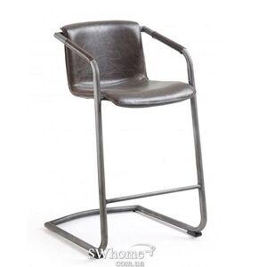 Полубарный стул La Forma TRION Темно-коричневый