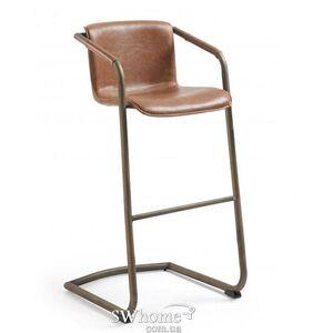 Барный стул La Forma TRION Коричневый