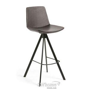 Барный стул La Forma ZAST Темно-коричневый