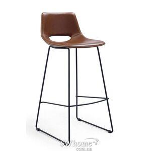 Барный стул La Forma ZIGGY Коричневый