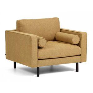 Кресло La Forma BOGART Горчичный S715PK81