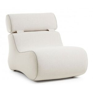 Кресло La Forma CLUB Белое S442VA12