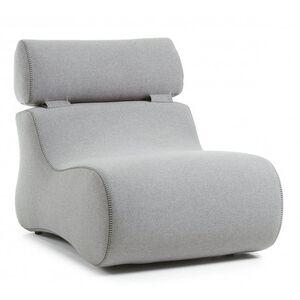 Кресло La Forma CLUB Серое S442VA03