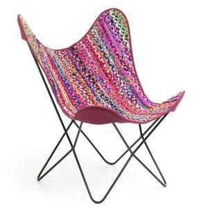 Кресло La Forma FLYNN Розовое CC0352J35