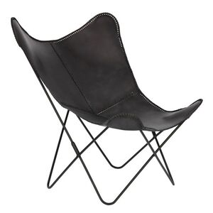 Кресло La Forma FLYNN Черное CC0352P01