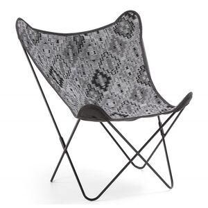 Кресло La Forma FLYNN Серое CC1086TO15