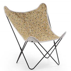 Кресло La Forma FLYNN Горчичный CC1086TZ81