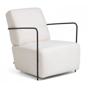 Кресло La Forma Gamer Белое S564J33
