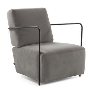 Кресло La Forma Gamer Серое S564JU03