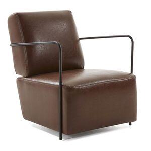 Кресло La Forma Gamer Коричневое S564OX09
