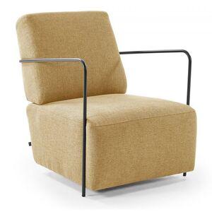 Кресло La Forma Gamer Горчичный S564PK81