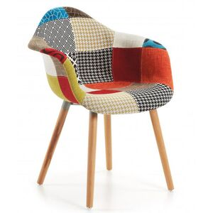 Кресло La Forma KENNA Разноцветное C631J35
