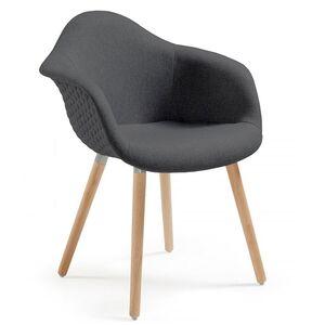 Кресло La Forma KENNA Графит C631JQ15
