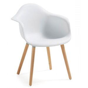 Кресло La Forma KENNA Белое C631S05