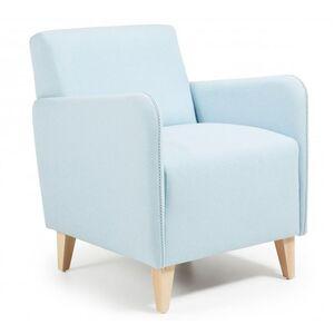 Кресло La Forma KOPA Голубое S375VA27