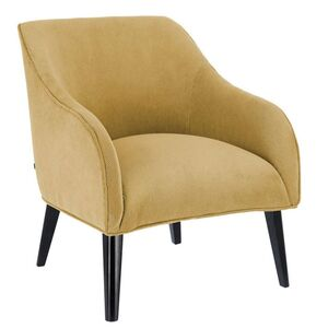 Кресло La Forma LOBBY Горчичный S480PN81