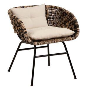 Кресло из ротанга La Forma Lin CC5099FN19