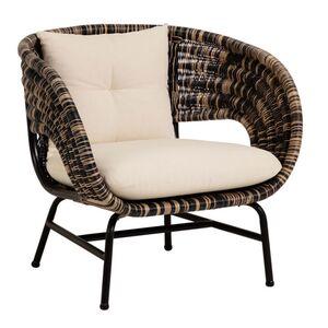 Кресло из ротанга La Forma Lin S630FN19