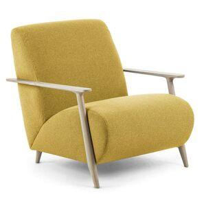 Кресло La Forma MARTHAN Горчичный S516VA81