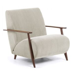 Кресло La Forma MARTHAN Бежевое S517PN36