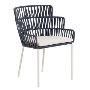 Кресло La Forma Robyn Синий