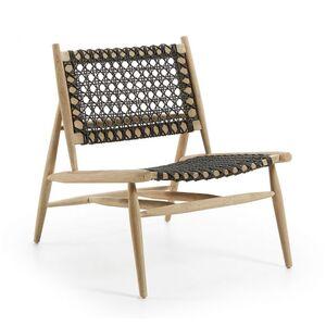 Кресло La Forma UNIKA Темно-серый