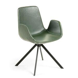 Кресло La Forma YASMIN Зеленый