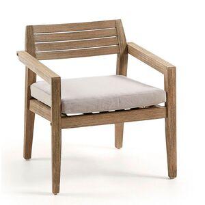 Кресло La Forma CLIMBY Коричневый