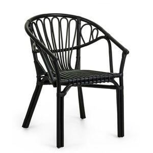 Кресло La Forma CORYNN Черный