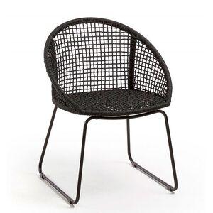 Кресло La Forma SANDRINE Темно-серый