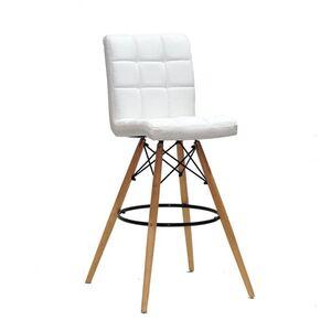 Барный стул Onder Mebli Marcus BAR 75 Белый