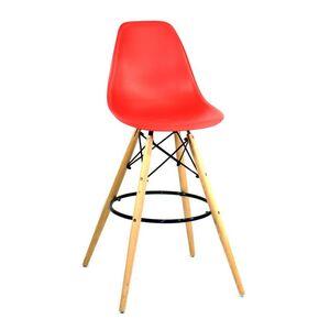 Барный стул Onder Mebli Nik BAR 75 Красный 05