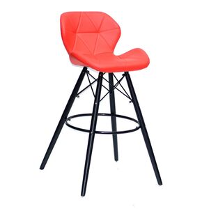 Барный стул Onder Mebli Invar BAR 75 - BK Красный 05
