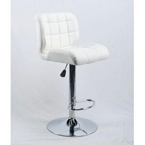 Барный стул Onder Mebli Soho BAR CH-BASE Белый Экокожа