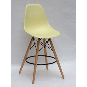 Полубарный стул Onder Mebli Nik BAR 65 Желтый 15