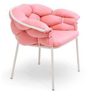 Кресло Pradex Элеонор Розовое