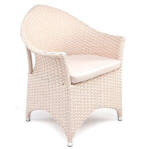 Кресло из ротанга Pradex Марокко Бежевое