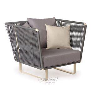 Кресло из ротанга Pradex Твист М-Лаунж