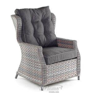 Кресло из ротанга Pradex Глория Серое