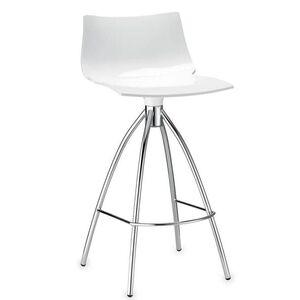 Полубарный стул Scab Design Daylight Белый