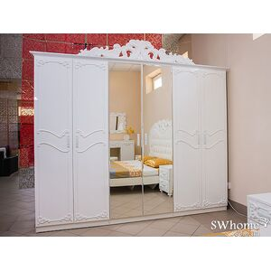 Шкаф Embawood Лючия Белый