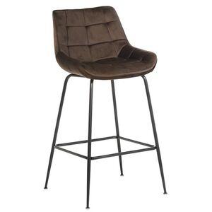 Барный стул Vetro Mebel B-140 Мокко