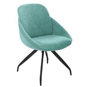 Поворотный стул Vetro Mebel R-65 Мятный