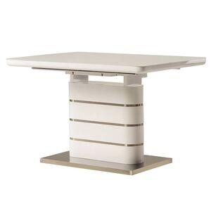 Раскладной обеденный стол Vetro Mebel TM-52-1 Белый