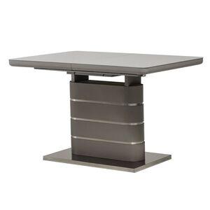 Раскладной обеденный стол Vetro Mebel TM-52-1 Серый