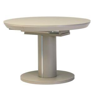 Раскладной обеденный стол Vetro Mebel TML-519 Матовый капучино